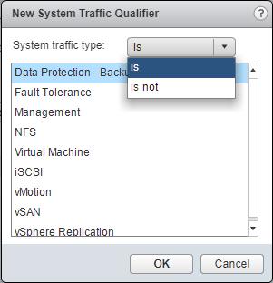 System Traffic Qualifier