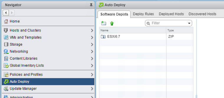 Auto Deploy for vSphere 6 7 - PurpleScreen eu